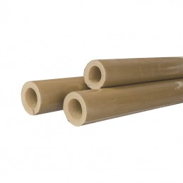 10 X COATED FOAM TUBE