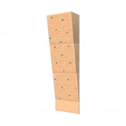Escalada modular - Conjunto 17