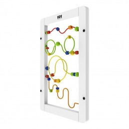 Wire beads | Wall Mount