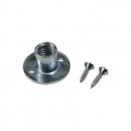 T-NUT  M10 GALVANIZED