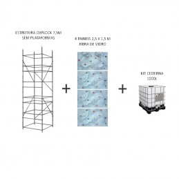 TORRE MULTIATIVIDADES 7500 KIT1